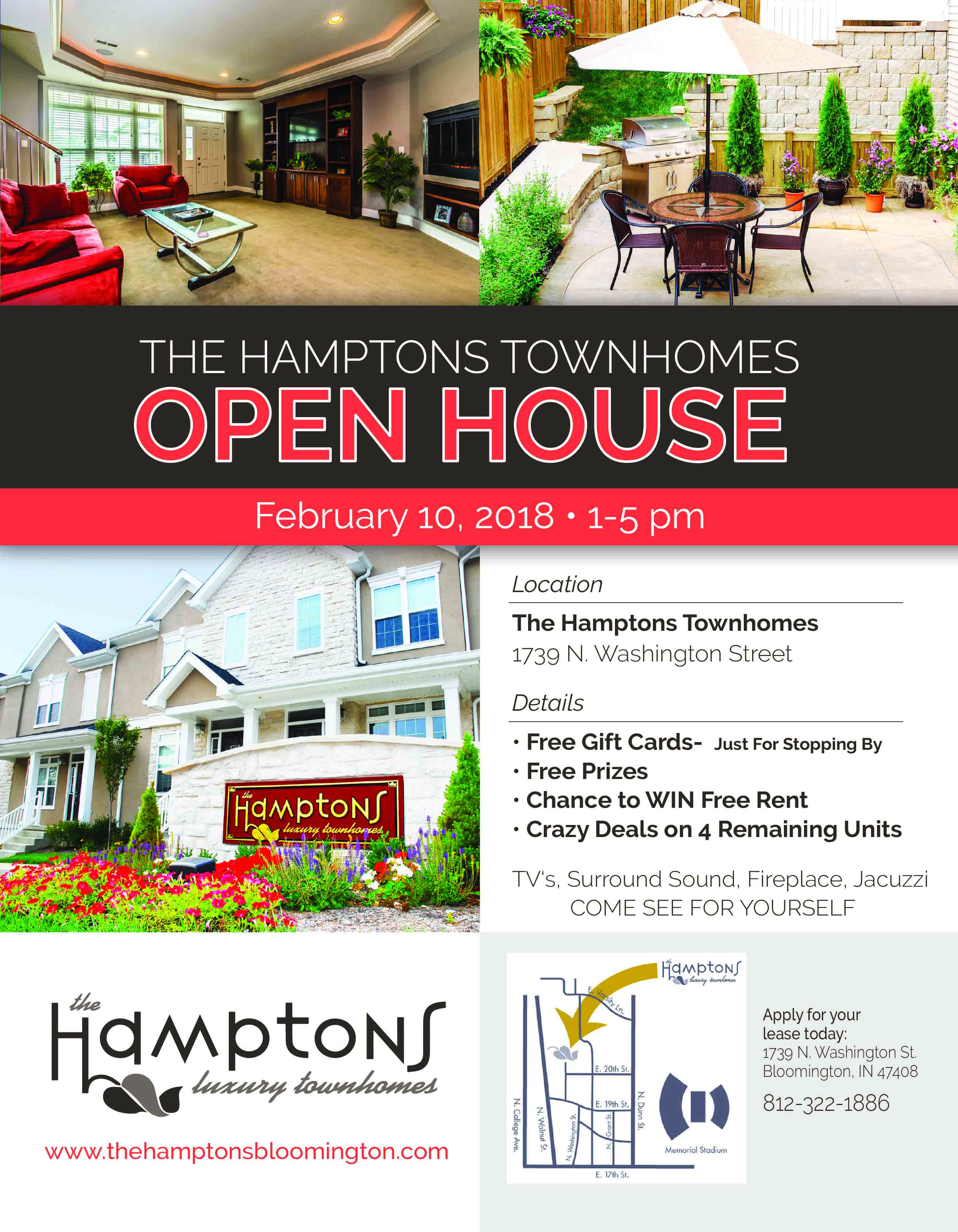 Open House  Best Deals Of The Year